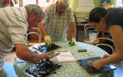 Bealtaine – Make a Mosaic